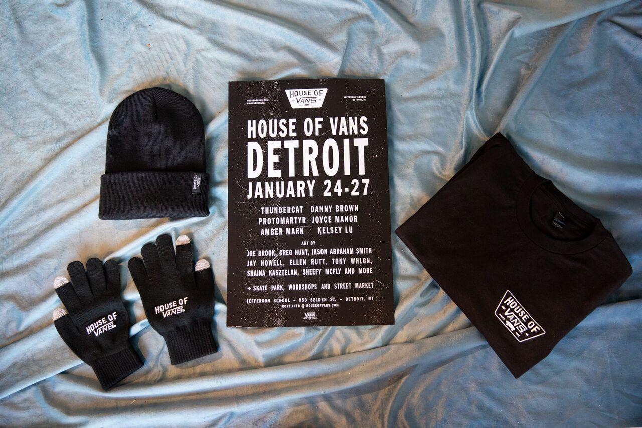 Hip In Detroit: A Picture Recap of House of Vans Detroit