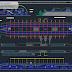 مخطط بسيط لمحطة قطار اوتوكاد dwg