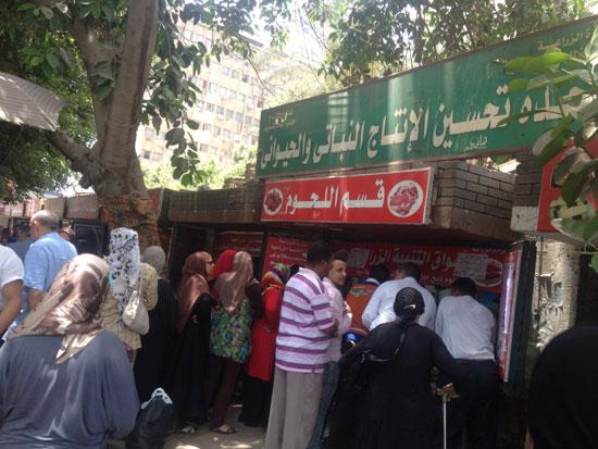 وزارة الزراعة تطرح كميات كبيرة من السلع والمنتجات الغذائية طوال شهر رمضان بأقل الأسعار