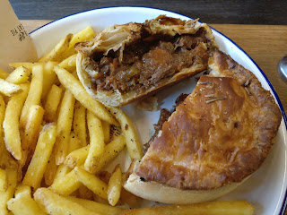 Pieminister Steak Pie Review