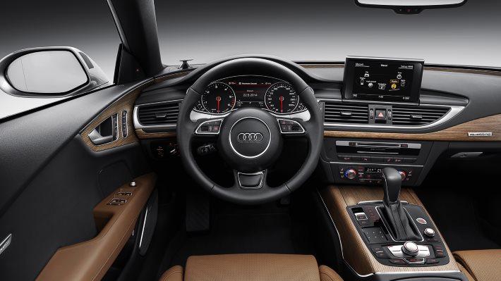 Wallpaper 4: Audi A7 Sportback