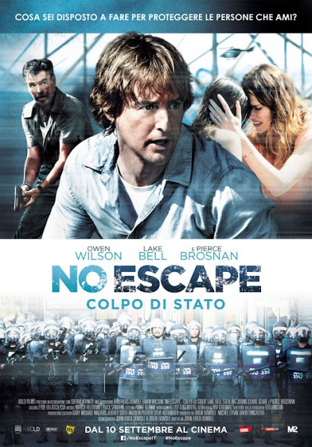 No Escape movie