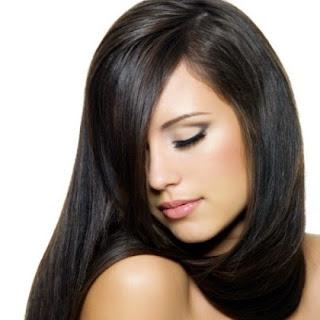 rambut lebat