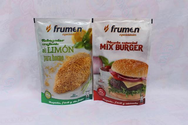 Mix Burguer Frumen.