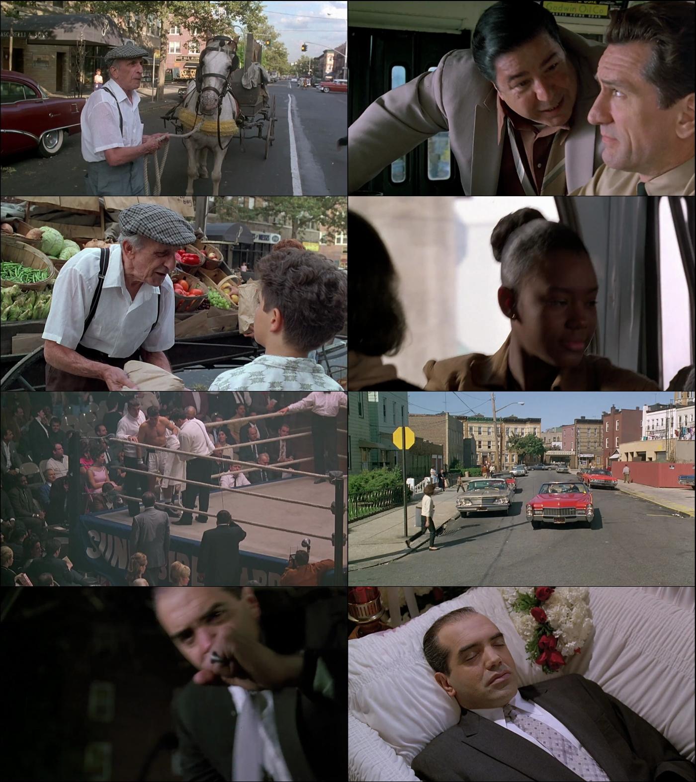 A Bronx Tale 1080p Latino
