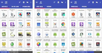 Cara Memindahkan Aplikasi ke SD Card Xiaomi Mi A2 / 6X