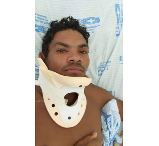 Hospital de Emergência Daniel Houly em Arapiraca  procura por familiares de paciente que são residentes em Delmiro Gouveia
