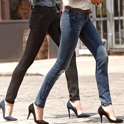 Jeans flare - sezonun favorileri 84