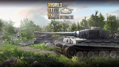 World Of Steel : Tank Force Apk v1.0.0 Mod Money