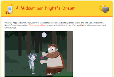 http://learnenglishkids.britishcouncil.org/en/short-stories/midsummer-nights-dream