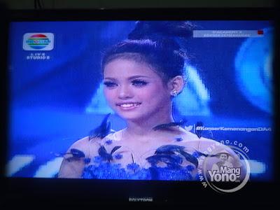 Putri Balikpapan  Academy 4 (DA4) Indosiar