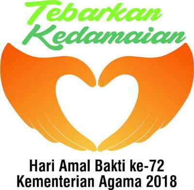 Logo HAB Kemenag 2018