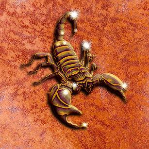 Szimbólumok/Állatszimbólumok: Skorpió