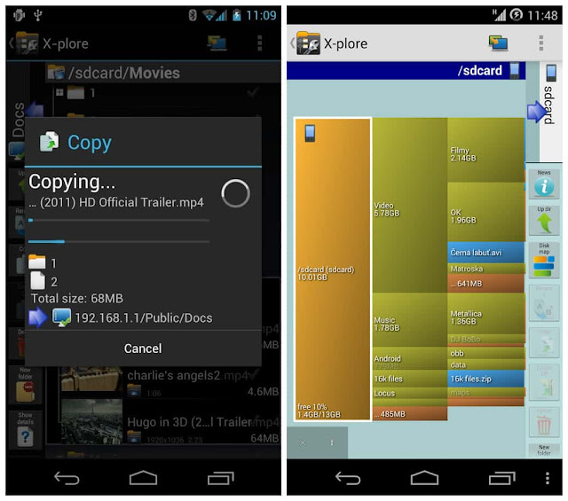 X-plore File Manager Donate   X-PLORE FILE MANAGER DONATE V3.92.07 APK IS HERE! [LATEST] X plore File 2BManage APK