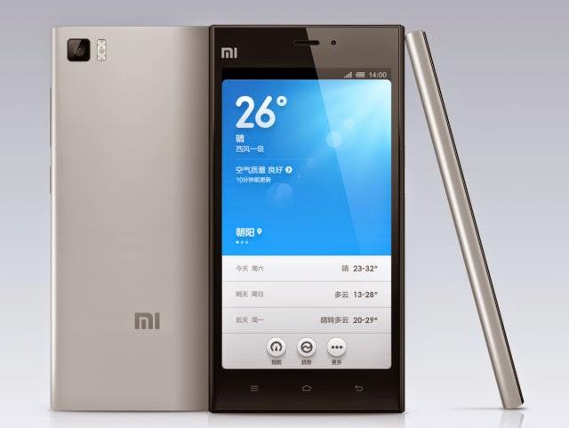 Aonde comprar Xiaomi Mi3