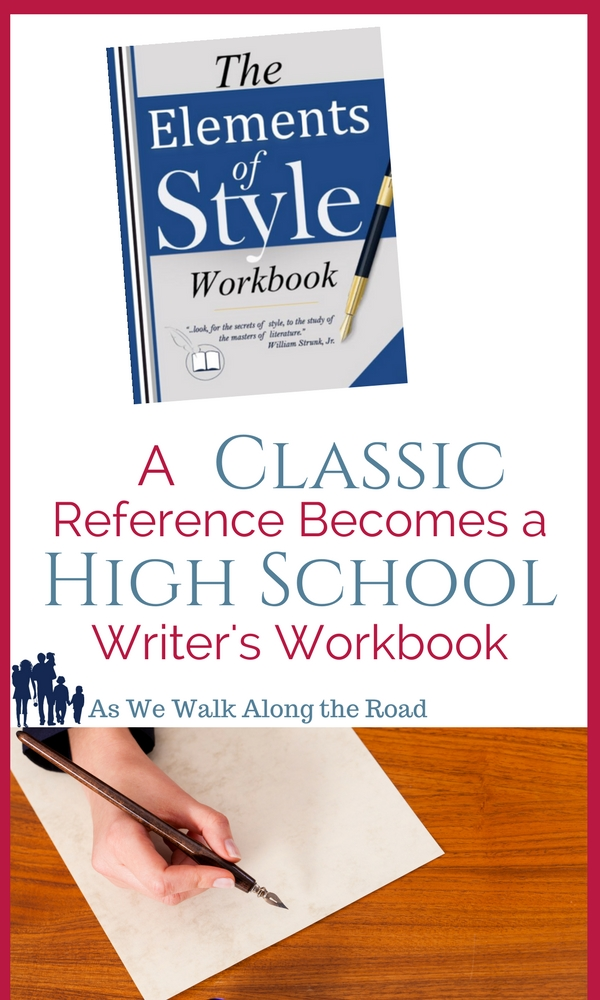 Review of Elements of Style workbook