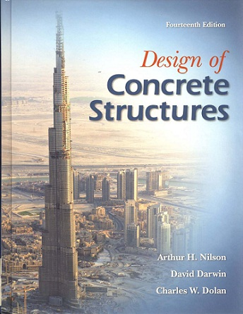 Design of Concrete Structures, 14th Ed, 2010 A H  Nilson