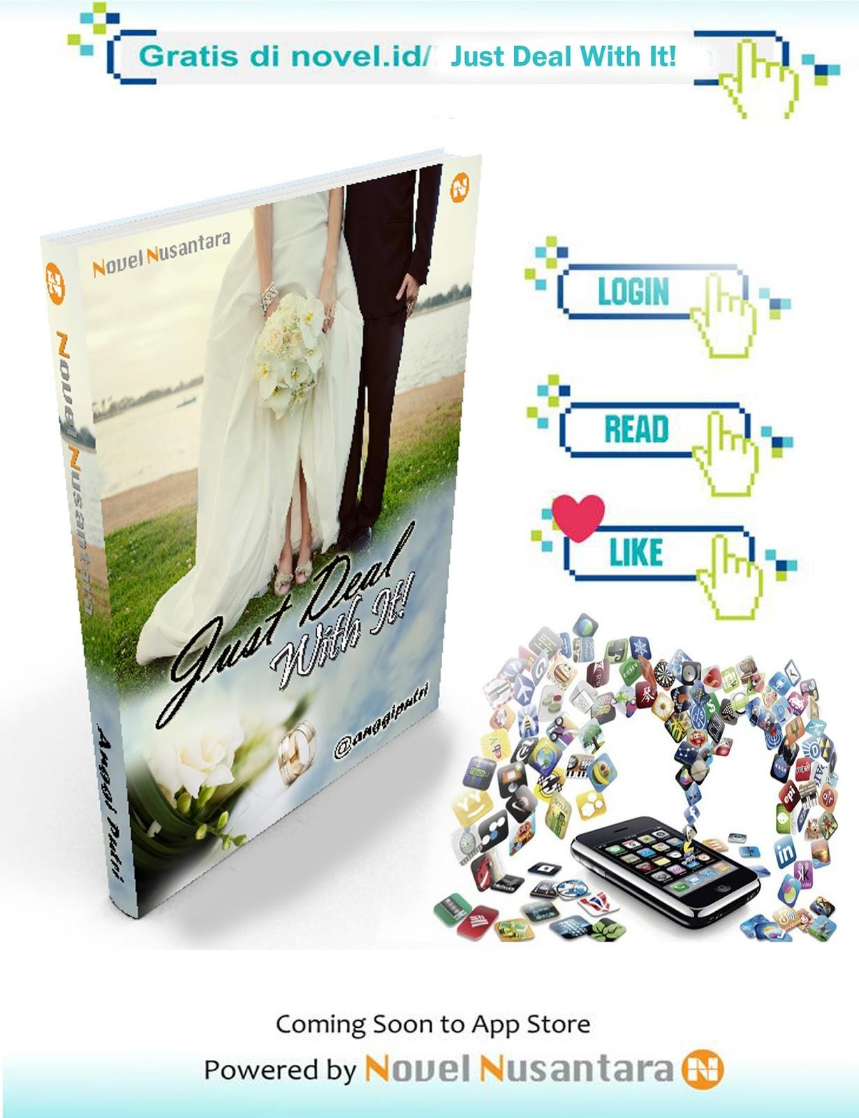 Nikmati novel online Just Deal With It! di App Store Anggi Putri