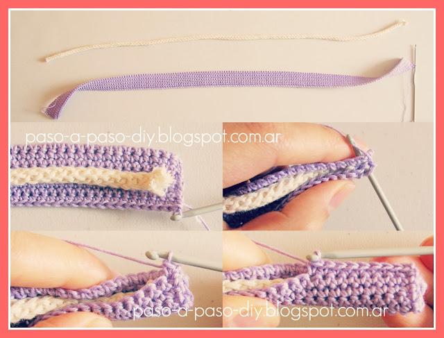Cómo envolver un cordón para collar