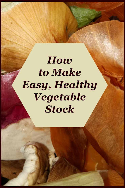 How to make easy healthy vegetable stock