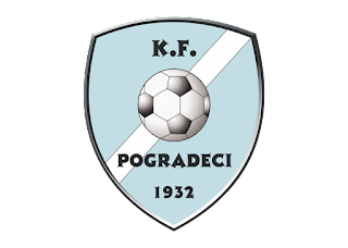 Kf pogradeci Logo Vector