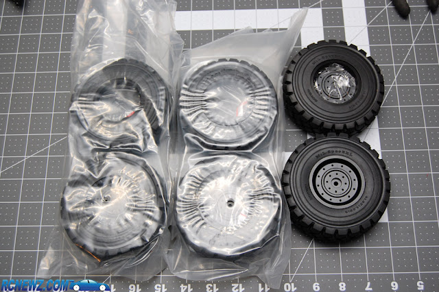RC4WD Beast 2 mil spec tires