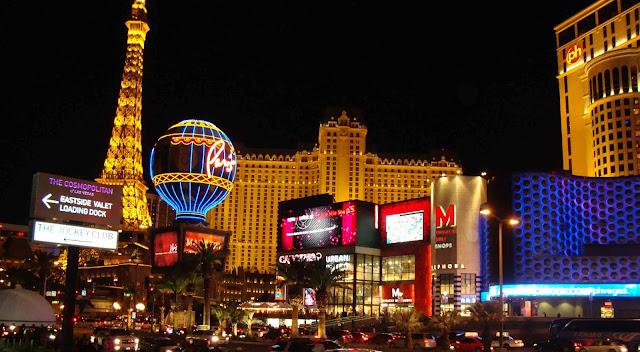 Las Vegas Uçak Bileti
