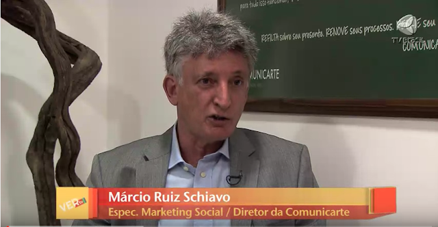 Marcio Schiavo fala da importáncia do Merchandising Social