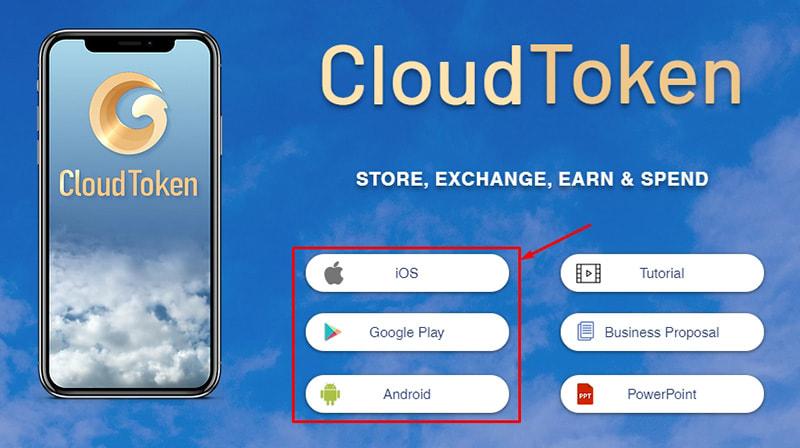 Cloud Token регистрация в Cloud Token