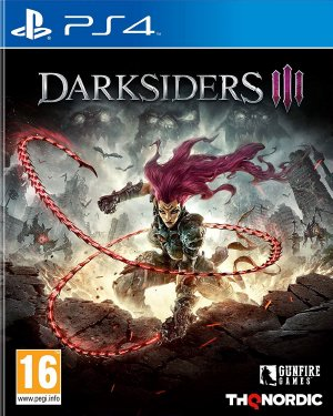 Darksiders 3 Arabic