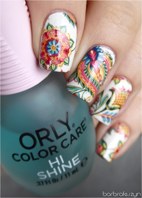 top coat Orly