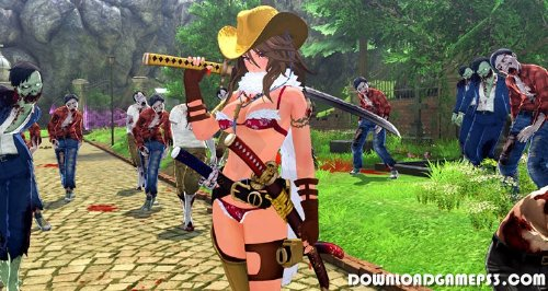 Onechanbara Origin Download Game Ps3 Ps4 Ps2 Rpcs3 Pc Free
