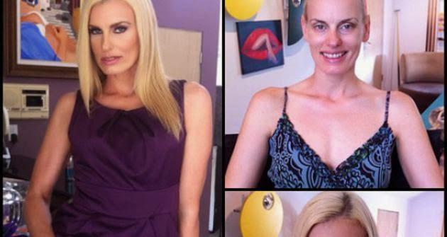 Σοκάρουν οι φωτό των ηθοποιών ροζ ταινιών πριν και μετά το μακιγιάζ [photos]