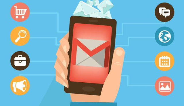 Gmail v7.4 Apk To download With New Smart Spam Filter Option