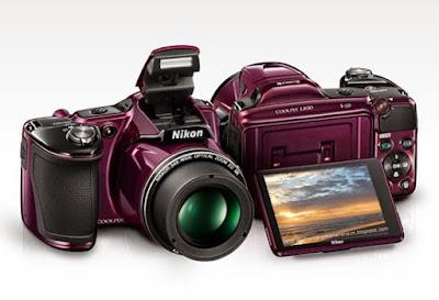 Harga Kamera Nikon Coolpix L830 Terbaru Maret 2018
