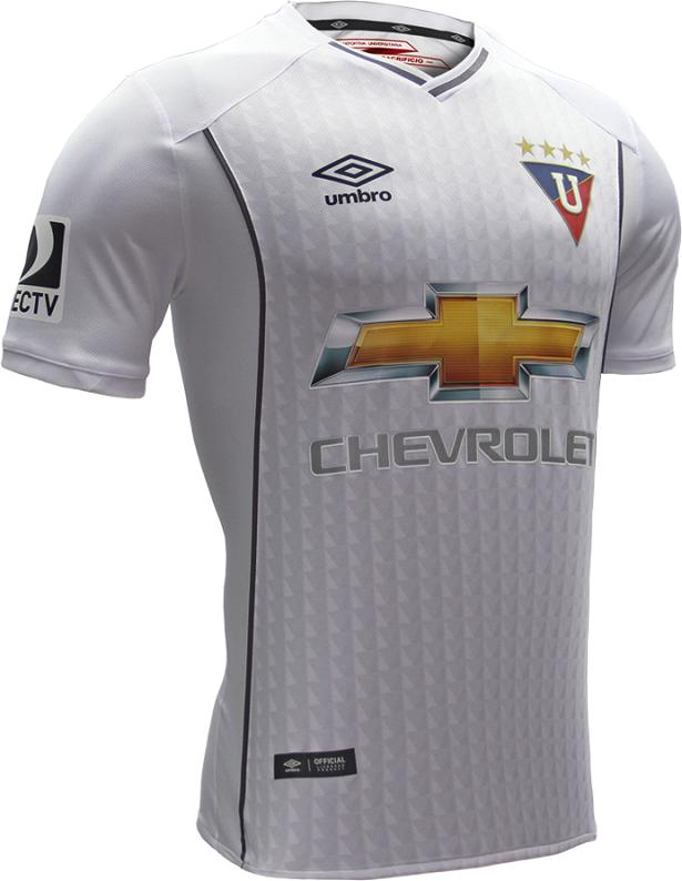 ba00807da7 Umbro divulga as novas camisas da LDU de Quito - Show de Camisas