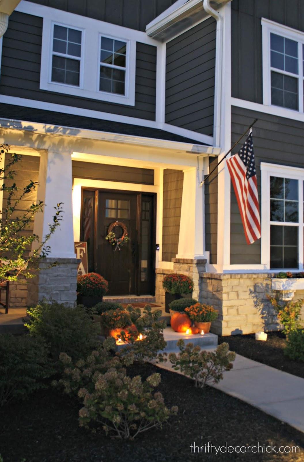 DIY landscaping light tutorial