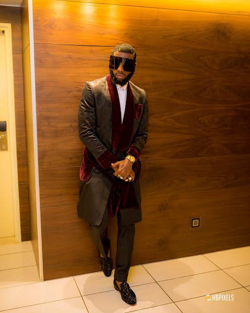 Celebrity stylist Swanky Jerry, official stylist of Africa