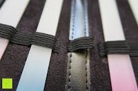 Schlaufe gerissen: Kovira Professionell 15cm Glasnagelfeilen Set mit Etui – 5 Premium Luxus Kristall Feilen für langanhaltende Maniküre und Pediküre