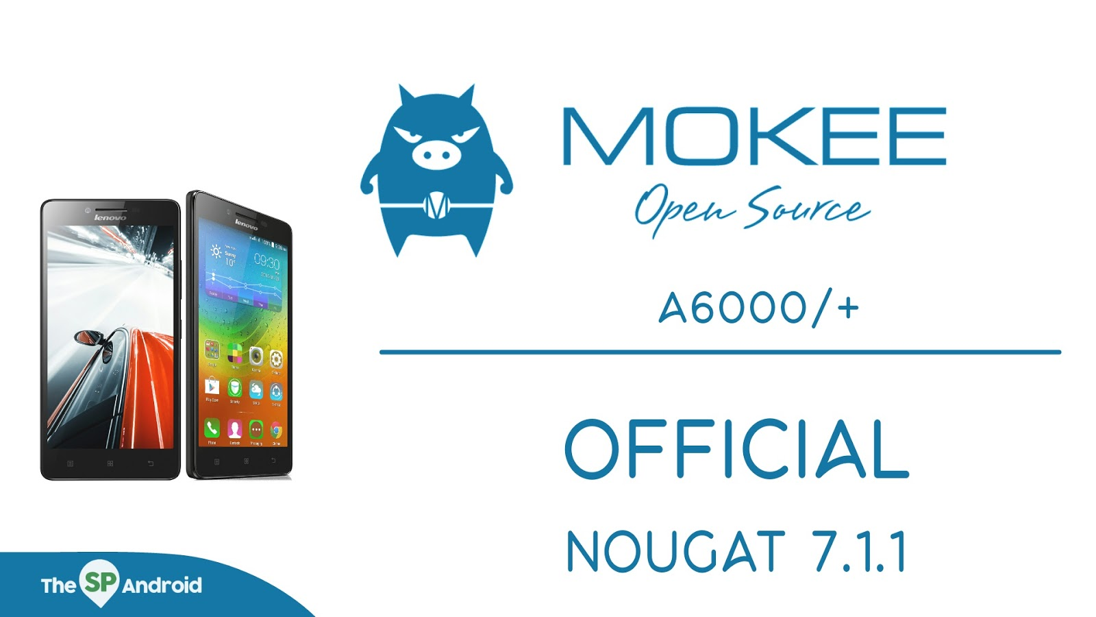 Official Mokee-N ROM For Lenovo A6000/+ - TheSpAndroid