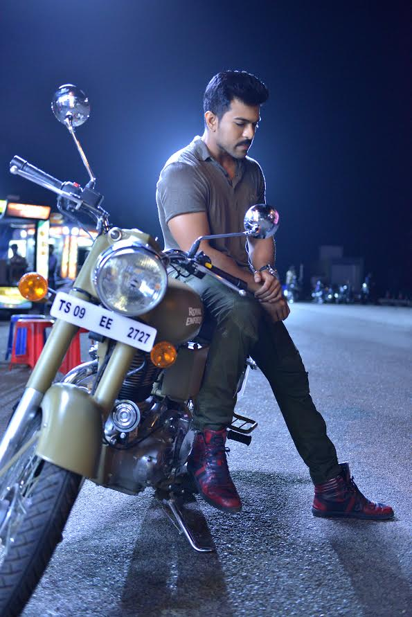 Ram charan latest hd pics from dhruva
