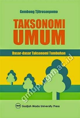 Taksonomi Umum; Dasar-Dasar Taksonomi Tumbuhan