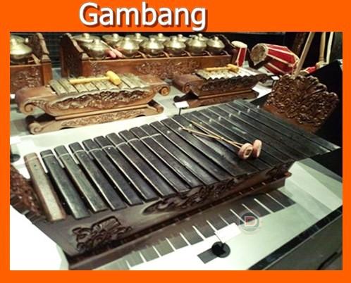 Alat Musik Tradisional Provinsi Jawa Tengah   DTECHNOINDO