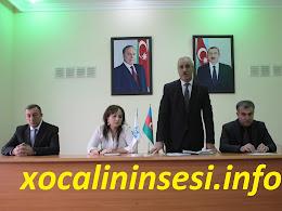 YAP Xocalı rayon Təşkilatında partiyanın yaranmasının 24 illiyi qeyd edildi