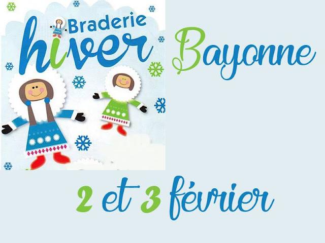 Braderie Hiver 2018 de Bayonne