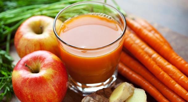 jus sehat dari wortel untuk mata
