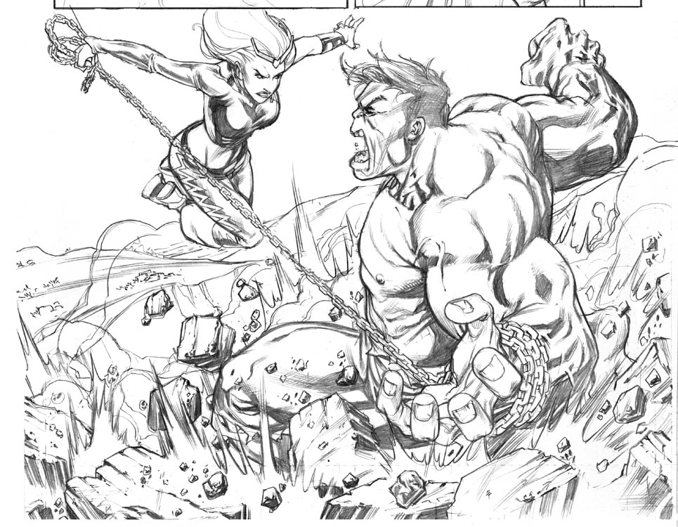 Robert Atkins Art: Strongest there is.....