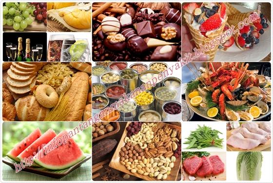 Pantangan Makanan Untuk Penderita Infeksi Ginjal Terlengkap