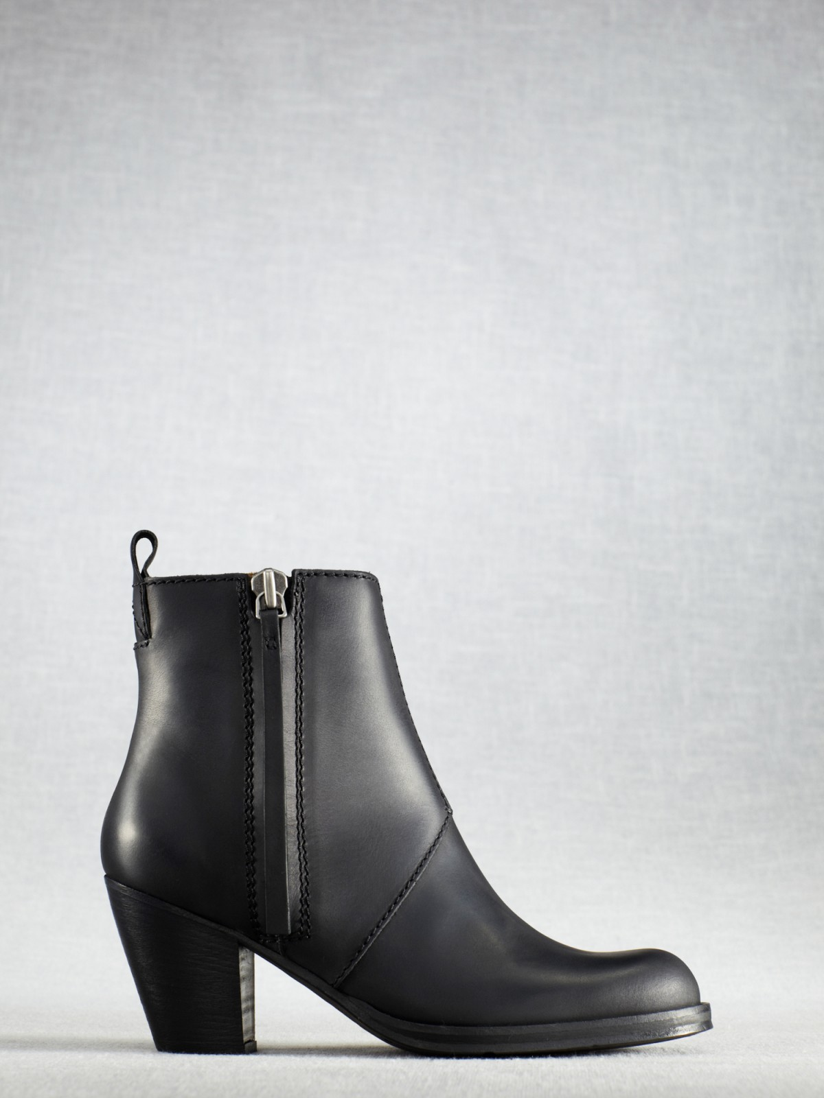 laws of general economy: [SOLD] Acne Pistol Short Boot, size 39/9