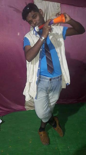 Jogesh Jojo comedian